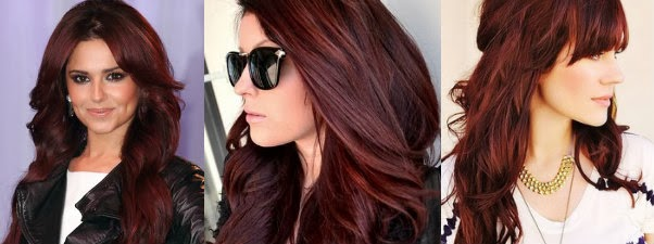 Copper red is a good choice for your fair-skinned clients who may be