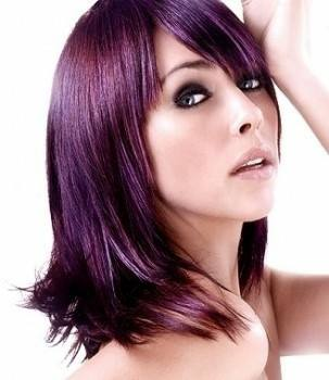 Cherry cola hair color is a perfect suggestion for your dark hair ...