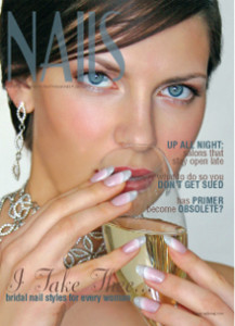 Insuring Your Salon's Future - Nails Magazine June 2006, Volume 24, No. 5